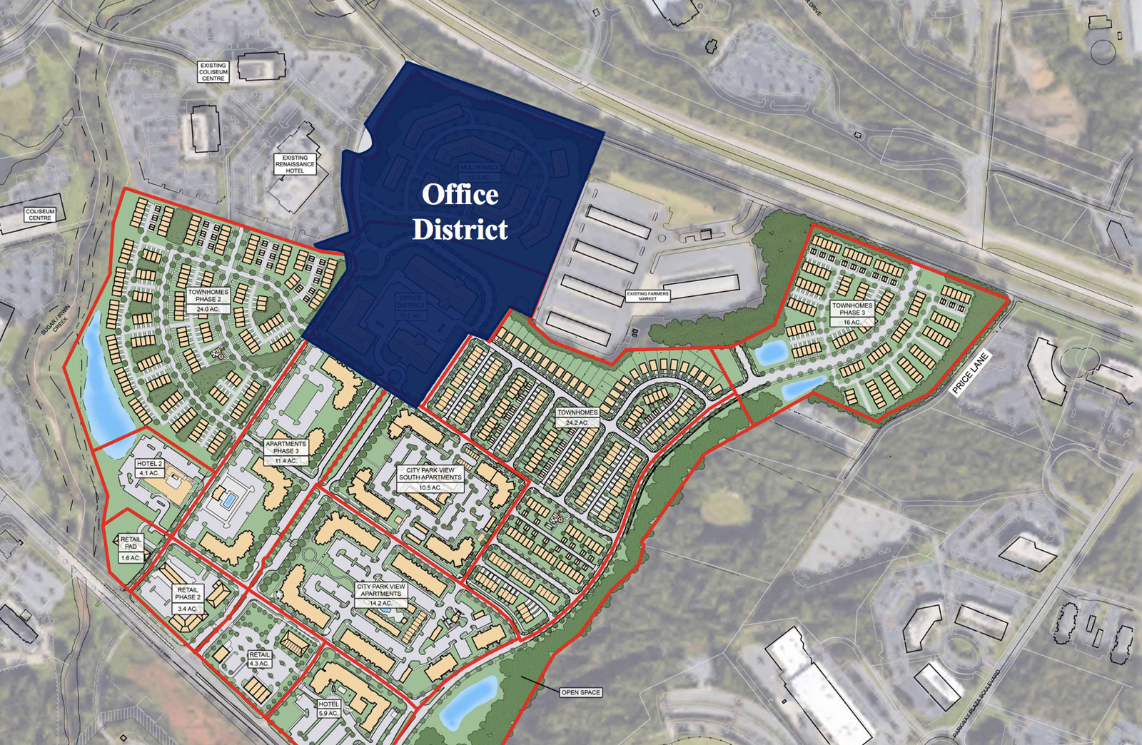 City Park Office Master Plan